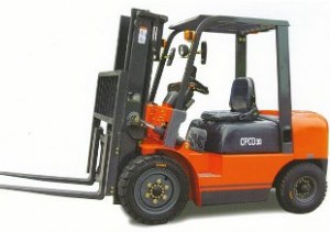 class one forklift