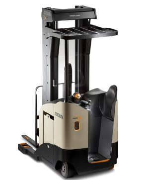 Maximize Warehouse Space With Narrow Aisle Forklifts