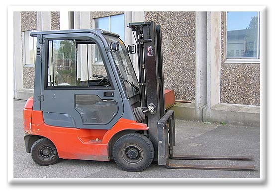 Reconditioned Forklifts