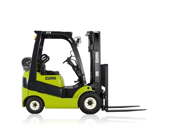 IC Pneumatic Forklift