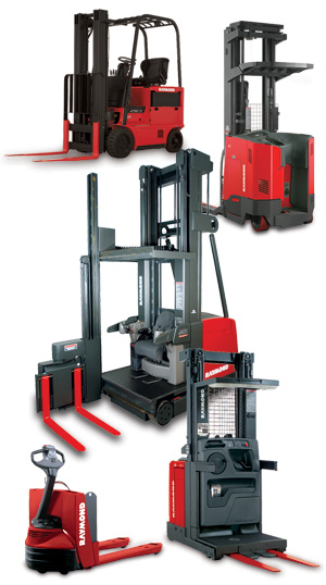 Forklifts and Used lift Trucks