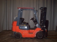 7FGU25 Cushion Tire Counter Balanced Forklift