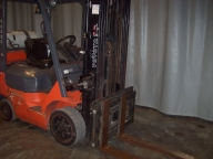 Toyota 7FGCU32 Cushion Tire Counter Balanced Forklift